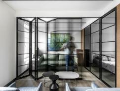 时尚动感的现代公寓装修澳门金沙网址