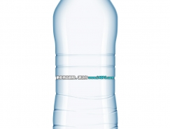 Photoshop精修透明的矿泉水瓶图