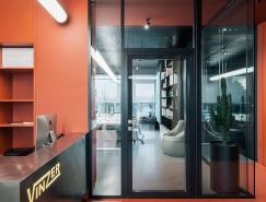 炊具品牌VINZER现代工业风办公室设计