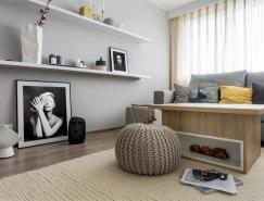充足的储物空间 罗马尼亚温馨明亮的公寓皇冠新2网