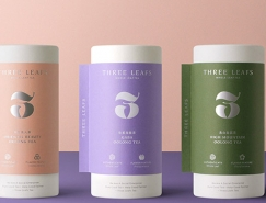 三叶茶叶包装设计