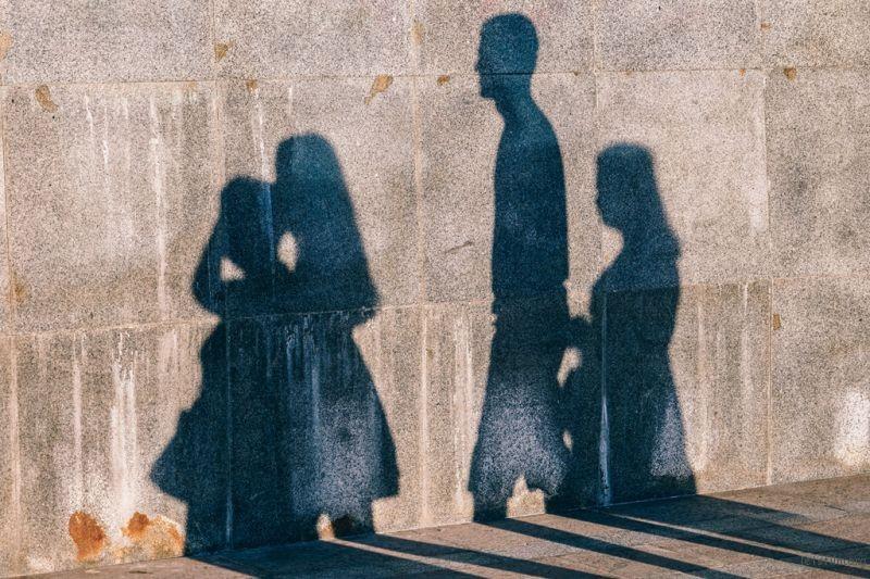 阴影可以让我们的照片更有戏剧性