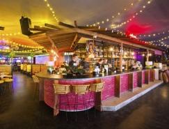 Daniel San酒吧餐厅品牌视觉设计
