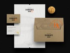Diamante Negro酒水专卖店品牌形象设计