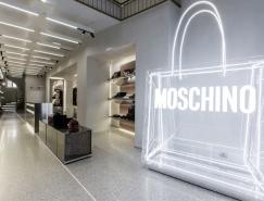 Moschino巴黎旗舰店空间设计