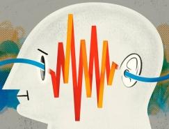 Pawel Jonca富有深意的插画作品欣赏