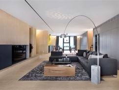 """""""少即是多""""的美學理念:極簡主義風格現代住宅設計"""