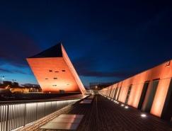 倾斜45度的建筑:波兰二战博物馆