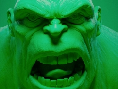 André Holzmeister超级英雄3D插画澳门金沙网址