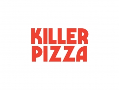 Killer Pizza比萨品牌和包装设计