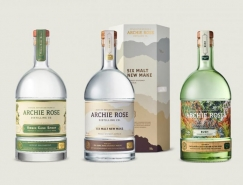 Archie Rose酒包装,体育投注