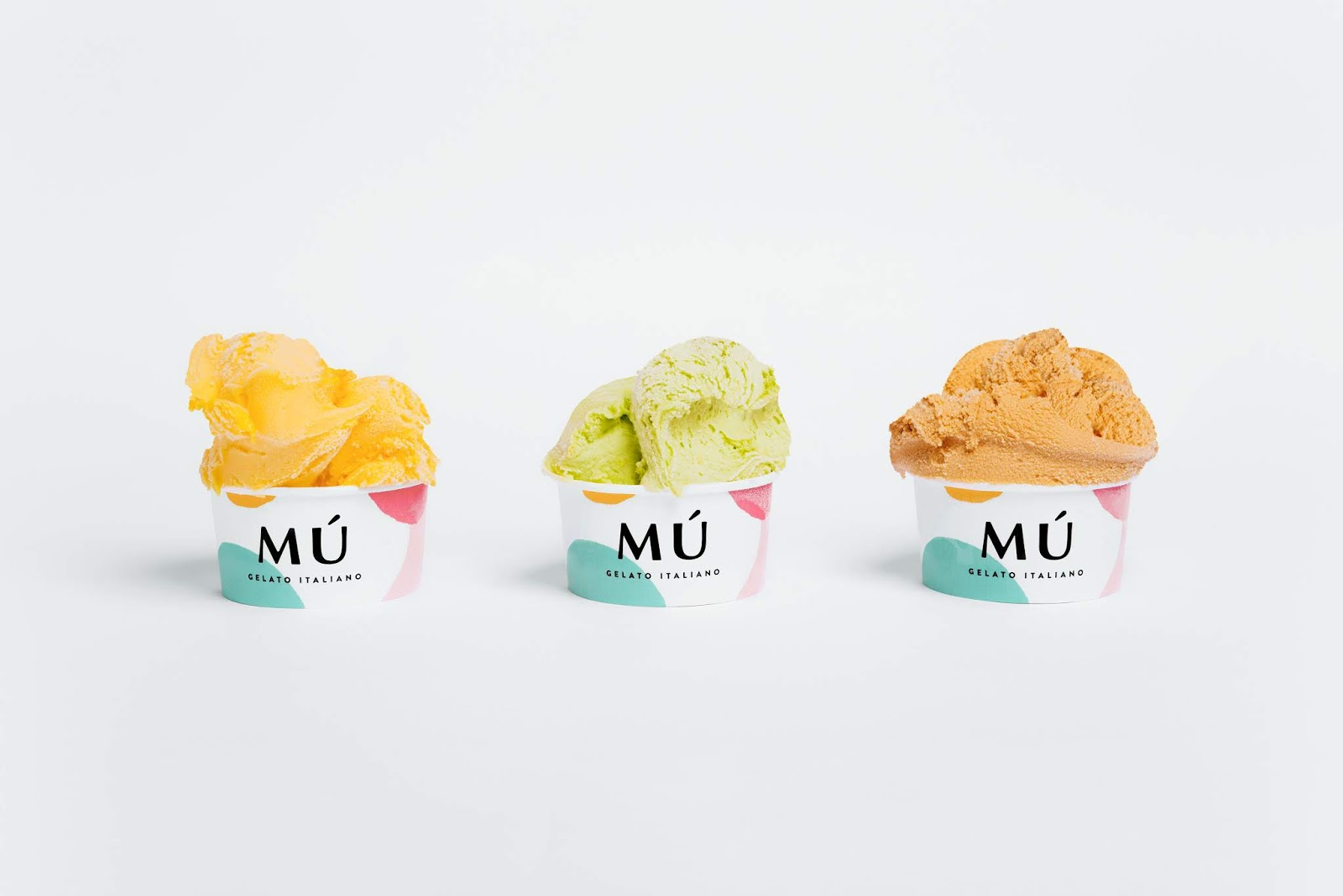Mú冰淇淋包装设计