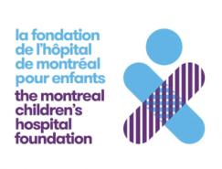 加拿大儿童医院基金会新logo