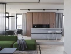 简约现代的复式住宅设计