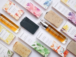 Denelys精油和香皂包装设计