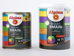Alpina油漆包装皇冠新2网