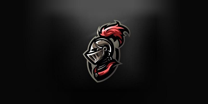 标志设计元素应用实例:骑士
