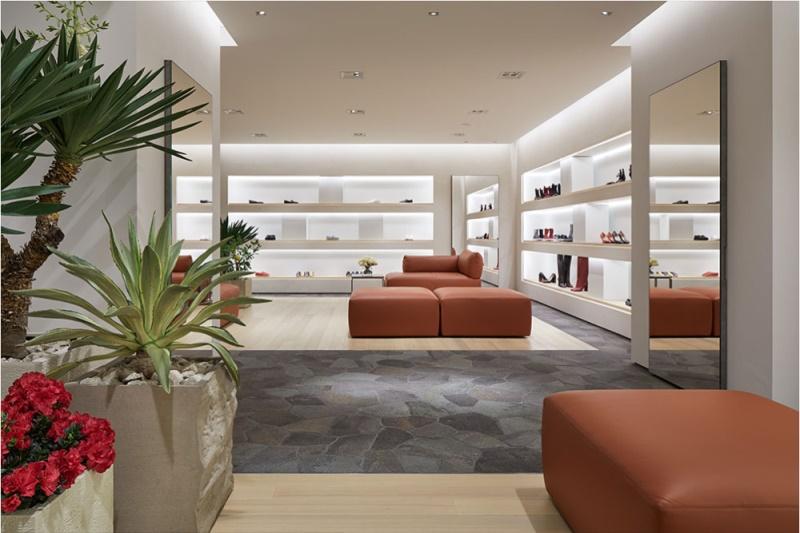 东京银座BOTTEGA VENETA旗舰店设计