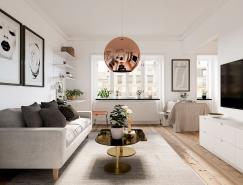 6个紧凑的小户型公寓装修
