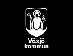 瑞典城市韦克舍(Växjö)启用全新城市LOGO