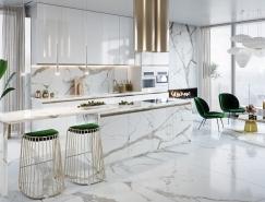 51个豪华的厨房兴旺国际娱乐