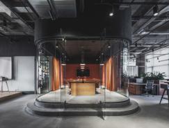 圣彼得堡PETSHOP办公空间设计