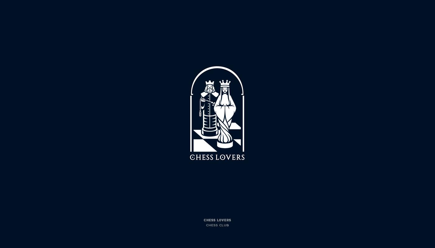 Konstantin Reshetnikov标志设计