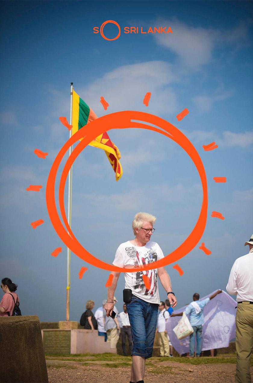 斯里兰卡发布全新国家旅游品牌LOGO