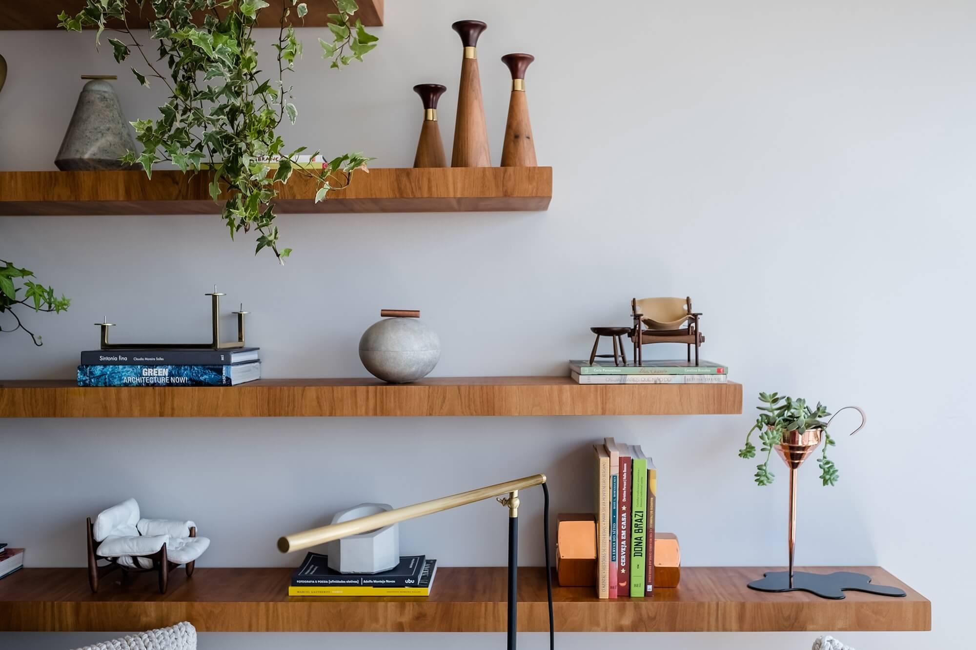 巴西70㎡现代公寓装修设计