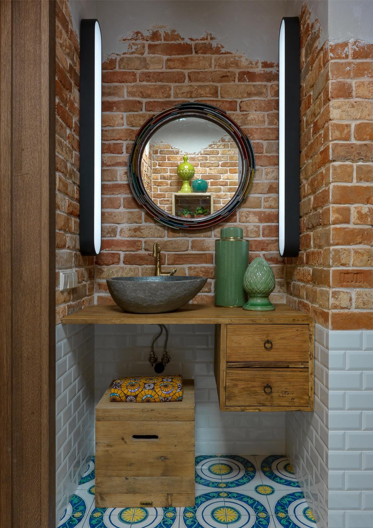 丰富的色彩 独特的风格:精美的住宅装修设计