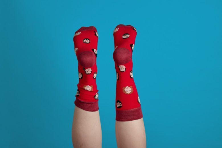 Vibranding袜子包装设计