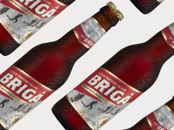 Brigà啤酒包装设计