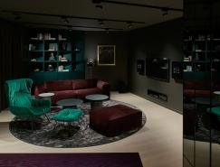 立陶宛80平米的剧院氛围单身公寓设计