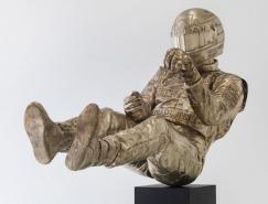 英国艺术家Paul Oz:F1赛车手绘画艺术作品