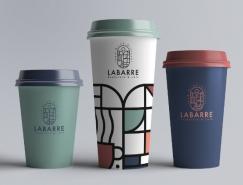 品牌VI澳门金沙真人欣赏:Labarre书店+咖啡馆