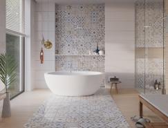 51款现代卫生间浴室设计欣赏
