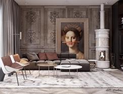 5个精美的新古典主义风格室内设计