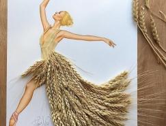 在平凡中创造不凡:EdgaR_ArtiS时尚服饰拼贴画