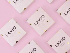假睫毛品牌Lavio包装设计
