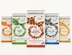Hampstead茶包装设计