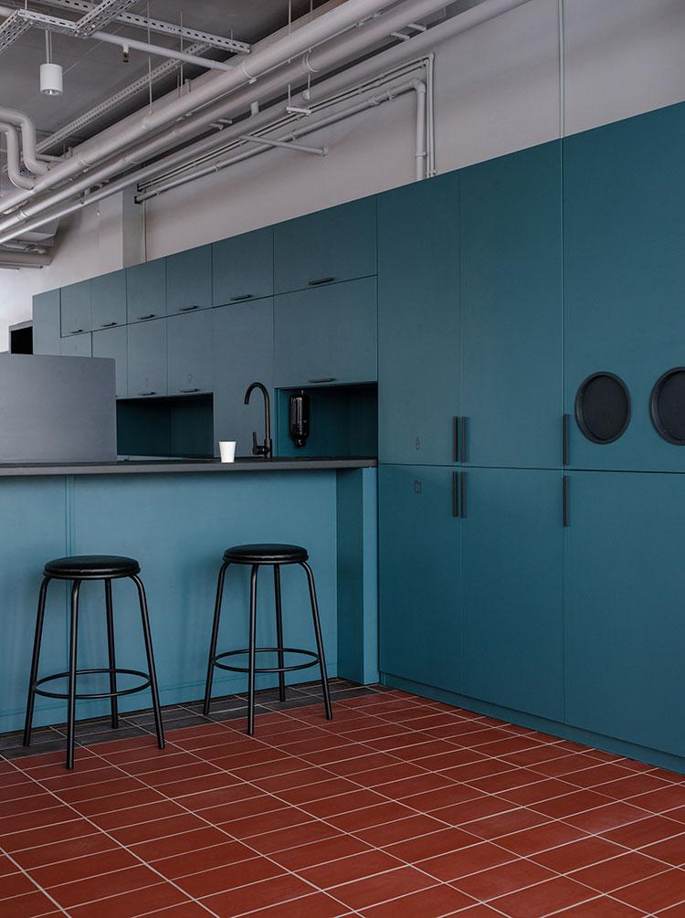 明斯克GISMART现代风格办公室空间设计