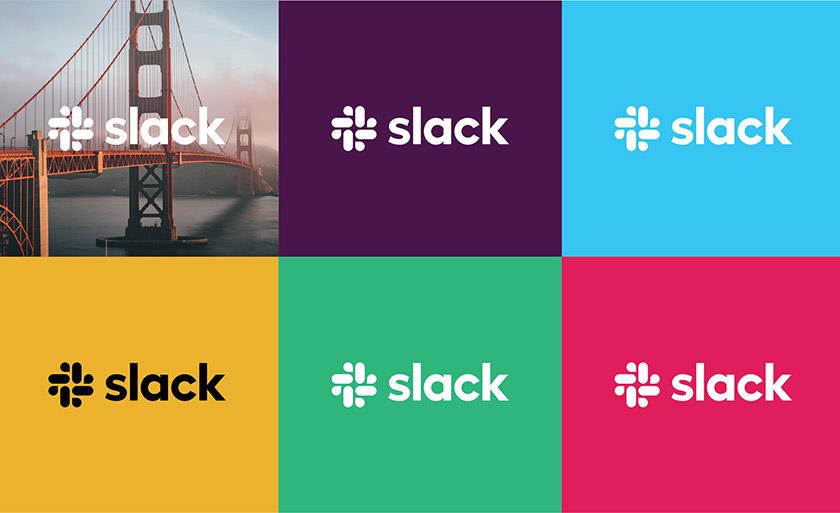 Pentagram为知名团队沟通协作工具 Slack 打造新LOGO