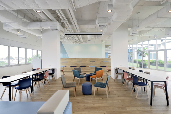 泰国发展研究院(TDRI)办公空间设计