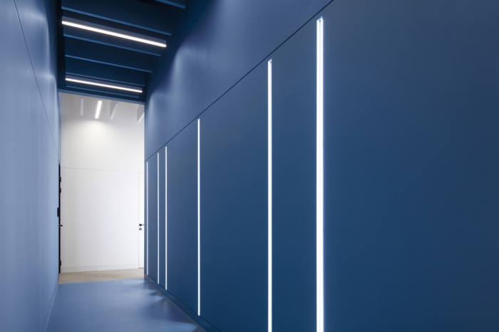 Olympus莫斯科办公室空间设计