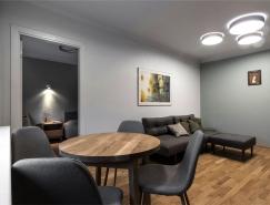 焕发生机的Kaunas旧公寓翻新装修澳门金沙真人