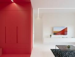 纯色和几何形状:荷兰风格派(De Stijl)家居装修艺