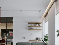 3個60平米緊湊小公寓裝修設計