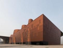 伯纳德·屈米建筑事务所:天津滨海文化中心探