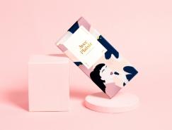Avec Plaisir甜品店品牌形象澳门网上赌博公司