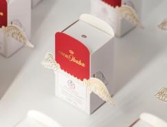 展翅飞翔的Cacaobaba巧克力包装